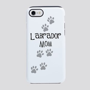 labrador mom iPhone 7 Tough Case