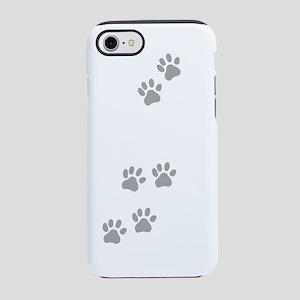labrador mom wh iPhone 7 Tough Case