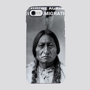 illegal immigration iPhone 7 Tough Case