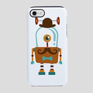 Funky Robot 6 iPhone 7 Tough Case