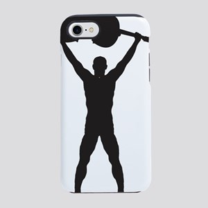 Cello-Player-11-a iPhone 7 Tough Case