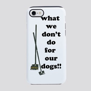dog_poop iPhone 7 Tough Case