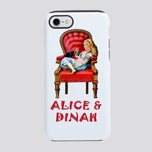 ALICE  DINAH Clearx iPhone 7 Tough Case