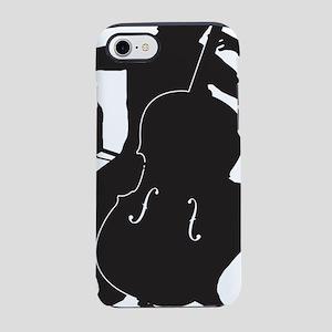 Cello-Player-15-a iPhone 7 Tough Case