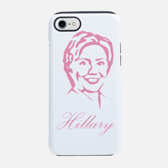 Hillary 04T.png iPhone 7 Tough Case
