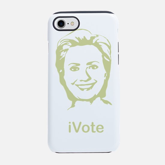 Hillary 07S.png iPhone 7 Tough Case