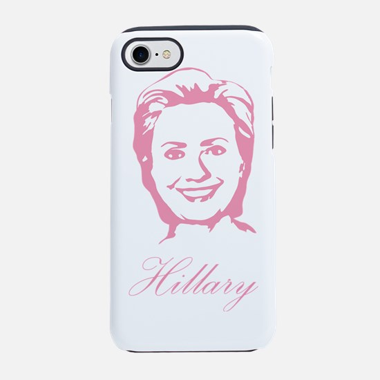 Hillary 07T.png iPhone 7 Tough Case