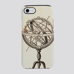 18th century Armillary sphere iPhone 7 Tough Case