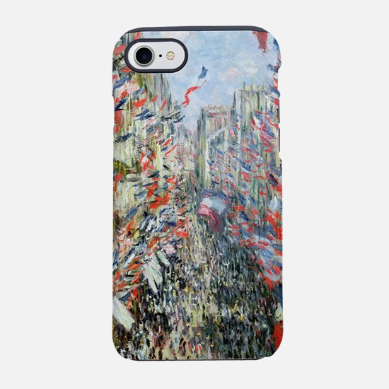 The Rue Montorgueil, Paris, Ce iPhone 7 Tough Case