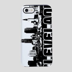 Cleveland Skyline V iPhone 7 Tough Case