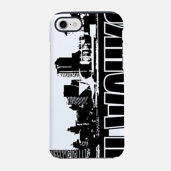 Milwaukee Skyline V iPhone 7 Tough Case