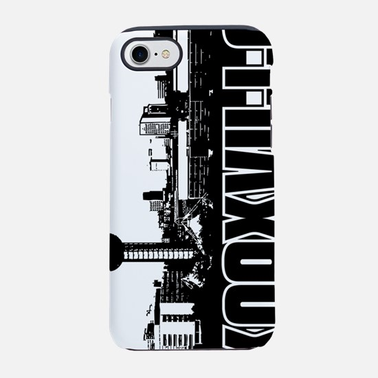 Knoxville Skyline V iPhone 7 Tough Case