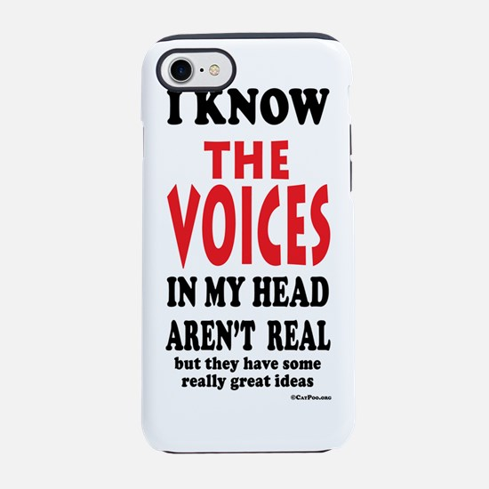 VoicesSigg20x10 iPhone 7 Tough Case