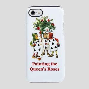 ALICE_THE QUEENS ROSES copyxx. iPhone 7 Tough Case