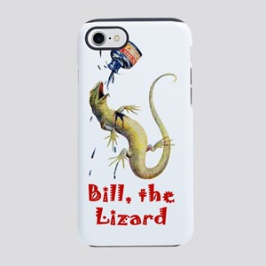 Alice_rabbit_tarrant Lizard In iPhone 7 Tough Case