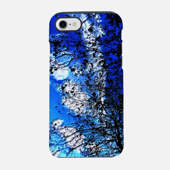 Blue Skies iPhone 7 Tough Case