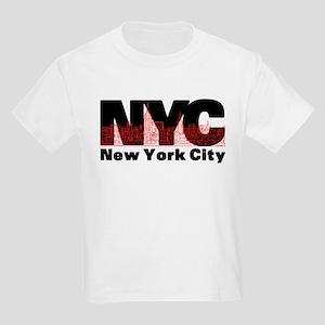 New York City Kids Light T-Shirt