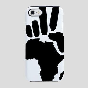 darfur africa peace iPhone 7 Tough Case