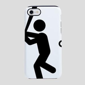 Baseball-Batter-A iPhone 7 Tough Case