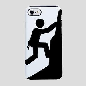 Climbing-A iPhone 7 Tough Case