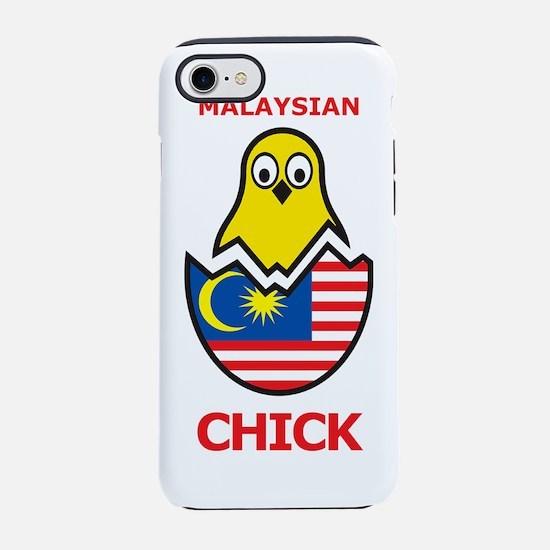 chickMalaysian1.png iPhone 7 Tough Case