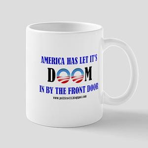 America's Doom Mug