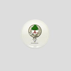 Anderson Clan Badge Mini Button