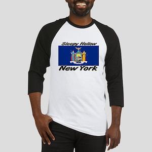 Sleepy Hollow New York Baseball Jersey
