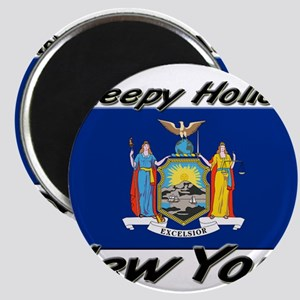 Sleepy Hollow New York Magnet