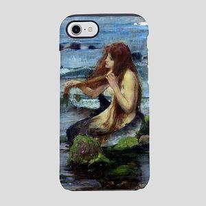 A Mermaid (study) iPhone 7 Tough Case