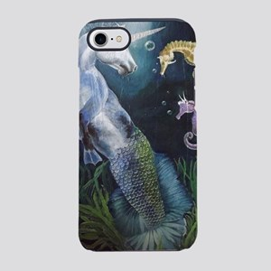 Mermacorn iPhone 7 Tough Case