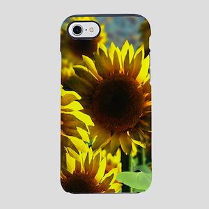 Sunflower Field iPhone 7 Tough Case