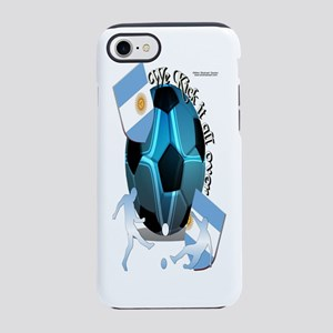 Bottle_ArgKickinIt iPhone 7 Tough Case