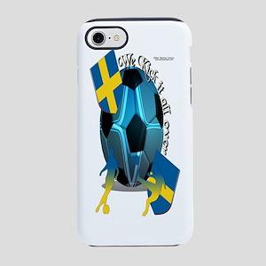 Bottle_SwedeKickinIt iPhone 7 Tough Case
