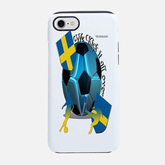 Bottle_SwedeKickinIt.png iPhone 7 Tough Case