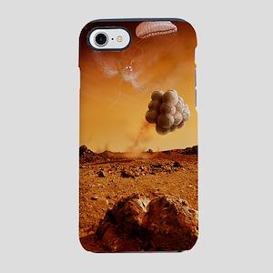 Mars Exploration Rover landing iPhone 7 Tough Case