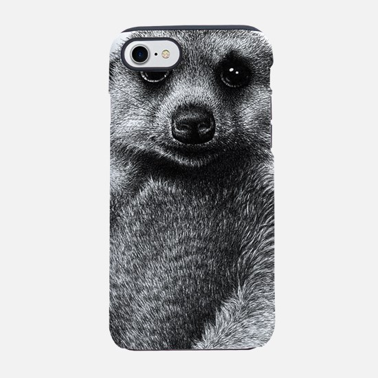 Meerkat iPhone 7 Tough Case