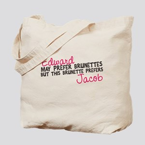 Jacob Black Tote Bag