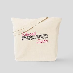 Jacob Black Tote Bag