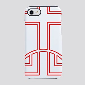 of-triumph-red iPhone 7 Tough Case