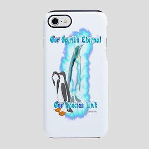 PengSpirit3Bottle iPhone 7 Tough Case