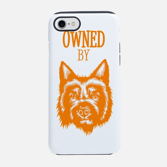 4-3-Australian Terrier.png iPhone 7 Tough Case