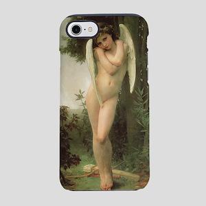 Cupidon (Cupid) by Bouguereau iPhone 7 Tough Case