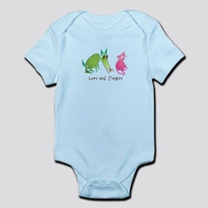 Love and Forgive Infant Bodysuit