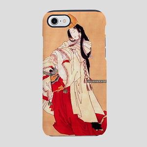 Shirabyoshi dancer.square.p2.j iPhone 7 Tough Case