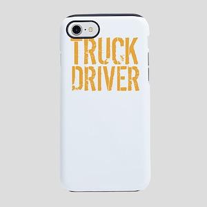 Badass Truck Driver iPhone 7 Tough Case