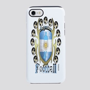 Arg_Bottle_TribalShield iPhone 7 Tough Case