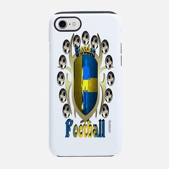 Swede_Bottle_TribalShield.png iPhone 7 Tough Case
