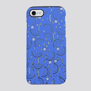 Swing on A Star blue iPhone 7 Tough Case