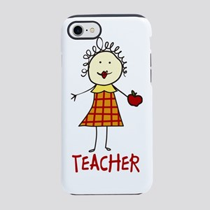 Teacher iPhone 7 Tough Case